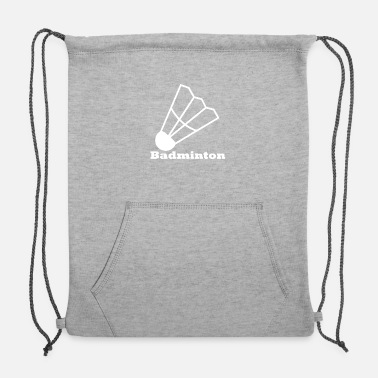 Badminton Badminton - Sweatshirt Cinch Bag