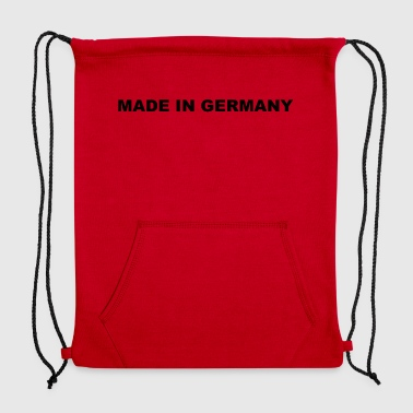 made in germany - Sweatshirt Cinch Bag