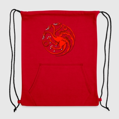 Great House Dragon - Sweatshirt Cinch Bag