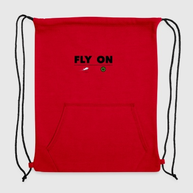 Fly - Sweatshirt Cinch Bag