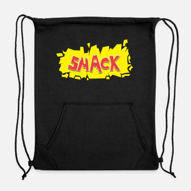 Snack snack - Sweatshirt Cinch Bag