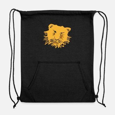 Canada bengal tiger cat head sabre toothed25 - Sweatshirt Cinch Bag