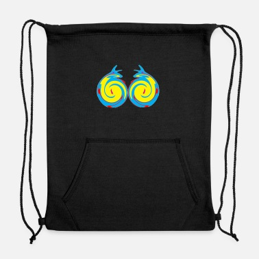 Graphic graphics art - Sweatshirt Cinch Bag
