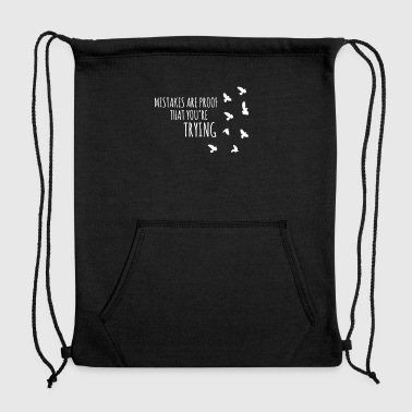 Inspire inspire - inspiration - Sweatshirt Cinch Bag