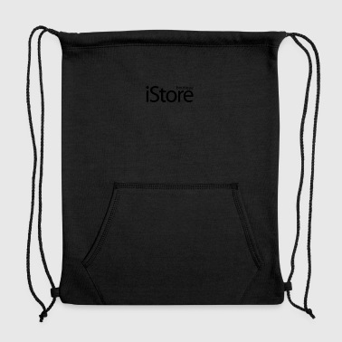iStore web - Sweatshirt Cinch Bag