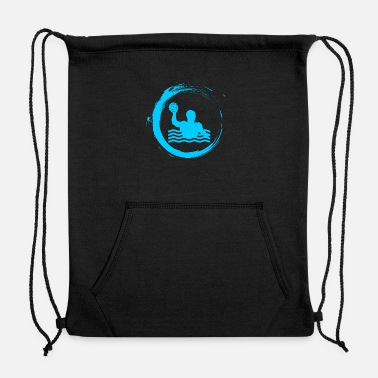 Water Sports water polo sport water sports - Sweatshirt Drawstring Bag