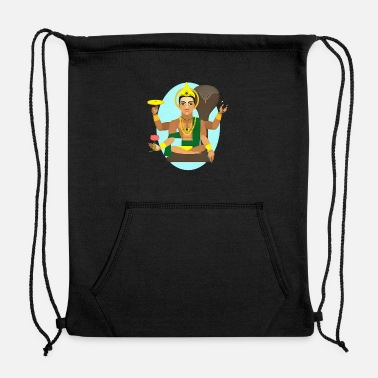 Lord Shiva Lord Shiva - Sweatshirt Drawstring Bag