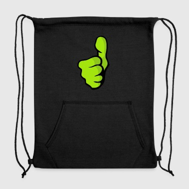 fist - Sweatshirt Cinch Bag