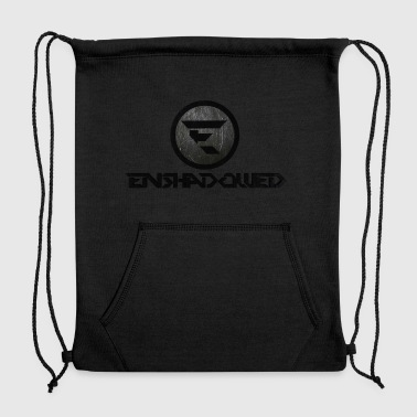 Enshadowed - Sweatshirt Cinch Bag