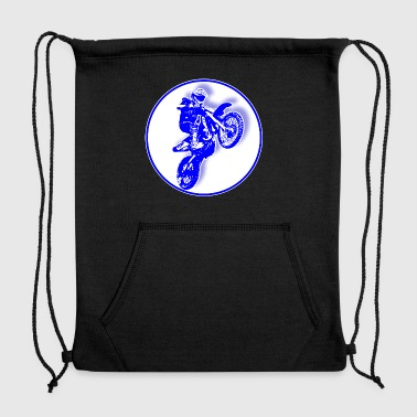 motorcycle - Sweatshirt Cinch Bag
