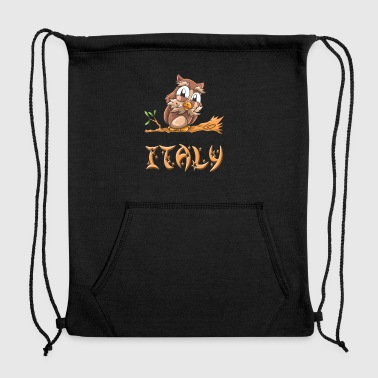 Italy Owl - Sweatshirt Cinch Bag