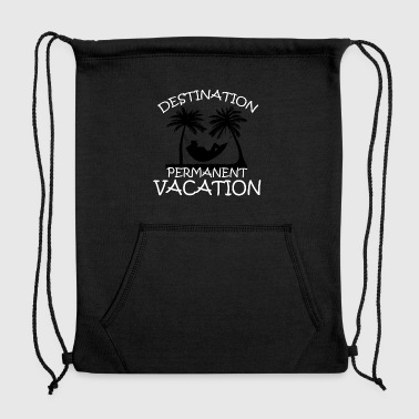 Vacation - Sweatshirt Cinch Bag