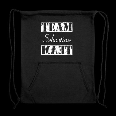 Team Sebastian - Sweatshirt Cinch Bag