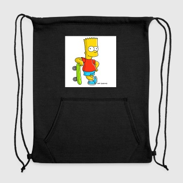 bart simpson - Sweatshirt Cinch Bag