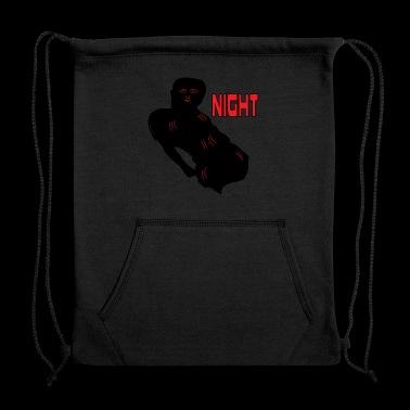 night - Sweatshirt Cinch Bag