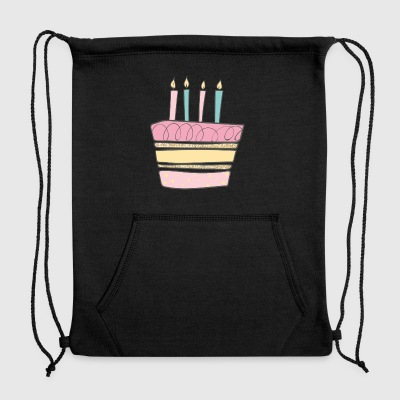 cake - Sweatshirt Cinch Bag