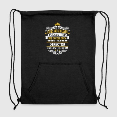 DIRECTOR - Sweatshirt Cinch Bag