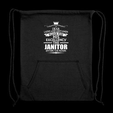 JANITOR - EXCELLENCY - Sweatshirt Cinch Bag