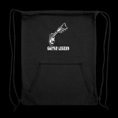 GUITAR - Sweatshirt Cinch Bag