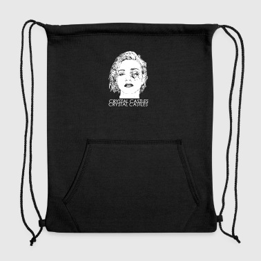 Madonna Crystal Castles Q23 2018 - Sweatshirt Cinch Bag