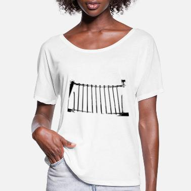 Gate gate - Women's Flowy T-Shirt