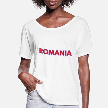 National Colors Romania - National Colors - Bukarest - Women's Flowy T-Shirt