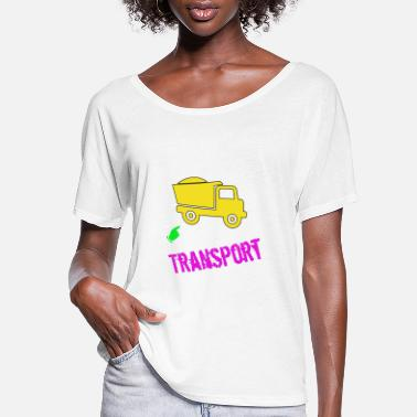 Transport Transport - Women's Flowy T-Shirt