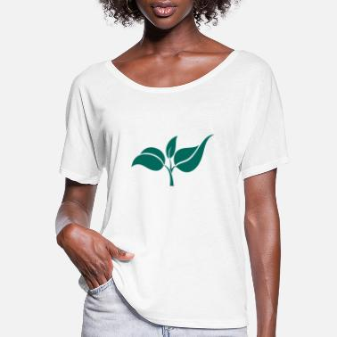 Tree Plants of Tree - Women's Flowy T-Shirt