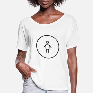 Person Person - Women's Flowy T-Shirt