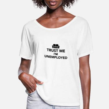 Unemployed Unemployed - Women's Flowy T-Shirt
