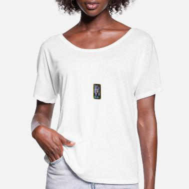 Mobile Mobile - Women's Flowy T-Shirt