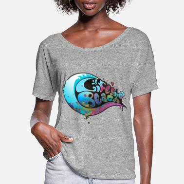 Beach lifes a beach - Women's Flowy T-Shirt
