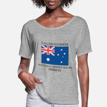 South Australia Sydney South LDS Mission Called to - Women's Flowy T-Shirt