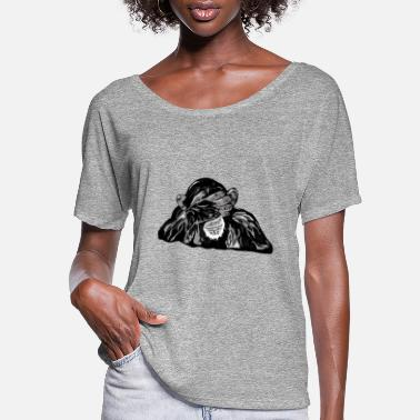 Chimp Chimp - Women's - Women's Flowy T-Shirt