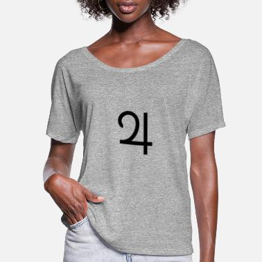 Phone Number BEST NUMBER - Women's Flowy T-Shirt