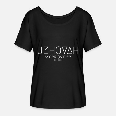 Jehovah Jehovah- My Provider - Women's Flowy T-Shirt