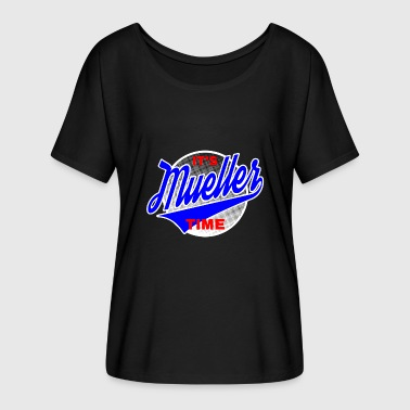 Mueller Time Investigation T-Shirts - Women's Flowy T-Shirt