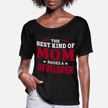 Developer Developer - Women's Flowy T-Shirt