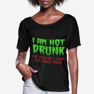 Cruise Drinking Team St. Patricks Day Birthday Gift - Women's Flowy T-Shirt