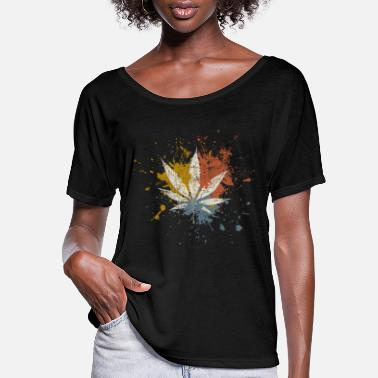 Cannabis Cannabis - Women's Flowy T-Shirt