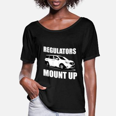 Regulation REGULATORS - Women's Flowy T-Shirt