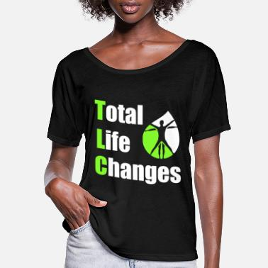 Tlc Total Life Changes T-shirt - Women's Flowy T-Shirt