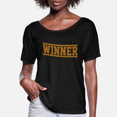 Winner WINNER - Women's Flowy T-Shirt