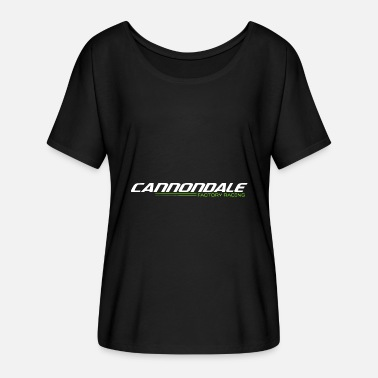 Mtb Baby CANNONDALE BICYCLE MOUNTAIN BIKE MTB RACE - Women's Flowy T-Shirt