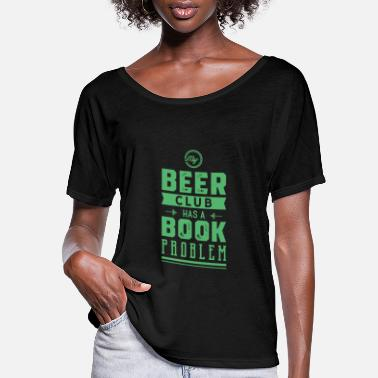 Reading Books Reading Book Reading - Women's Flowy T-Shirt