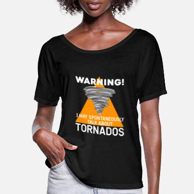 Weather Weather Forecaster - Women's Flowy T-Shirt