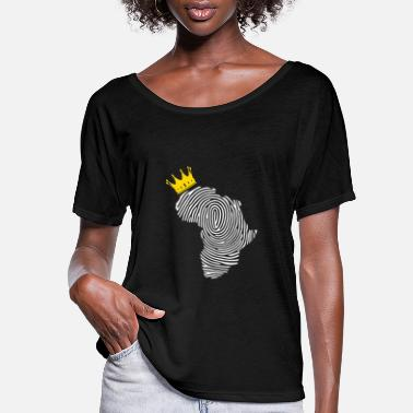 South Africa South Africa - Women's Flowy T-Shirt