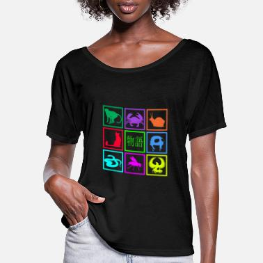 Series series - Women's Flowy T-Shirt