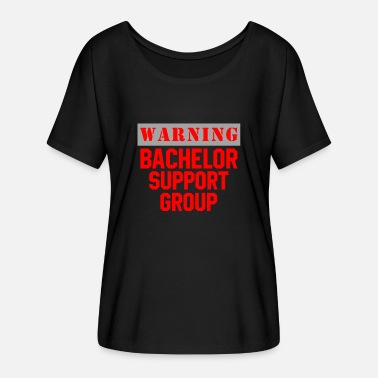 Group support group - Women's Flowy T-Shirt
