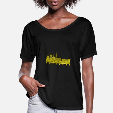 Dortmund Dortmund - Great footballer texas t-shirt - Women's Flowy T-Shirt